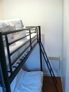 Appartement Le Touquet - Chambre