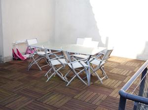 Appartement Le Touquet - Terrasse